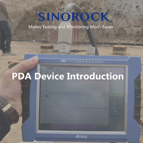 Pile Driving Analyzer
